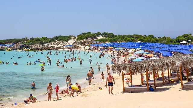 Ayia Napa Makronissos Beach